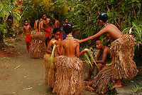 Micronesia Yap, South Pacific Islands, traditional ceremonies, colorful dancers & culture