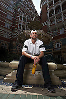PICTURE BY BEN DUFFY/SWPIX - Tennis player Andy Roddick.