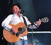 11 June 2017 - Nashville, Tennessee - Tracy Lawrence. 2017 CMA Music Festival Nightly Concert held at Nissan Stadium. Photo Credit: Laura Farr/AdMedia