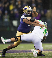 UW vs. Oregon 2017