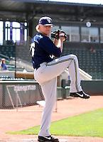 Josh Romanski / Helena Brewers..Photo by:  Bill Mitchell/Four Seam Images