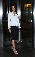 NEW YORK, NY August 02, 2017Huma Abedin attend The Weinstein Company presents a screening of Wind River at  The Museum of Modern Art in New York August 02 2017. Credit:RW/MediaPunch