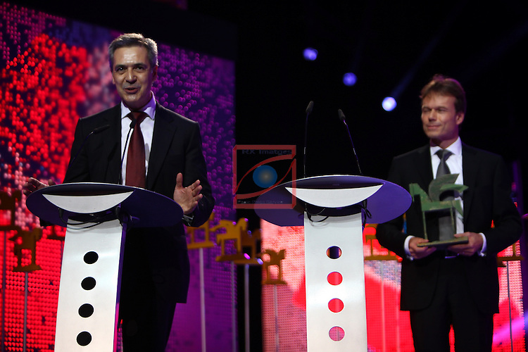 61 Premios Ondas.<br /> Gala ONDAS-Gran Teatre del Liceu.<br /> Contra Punto BBDO.