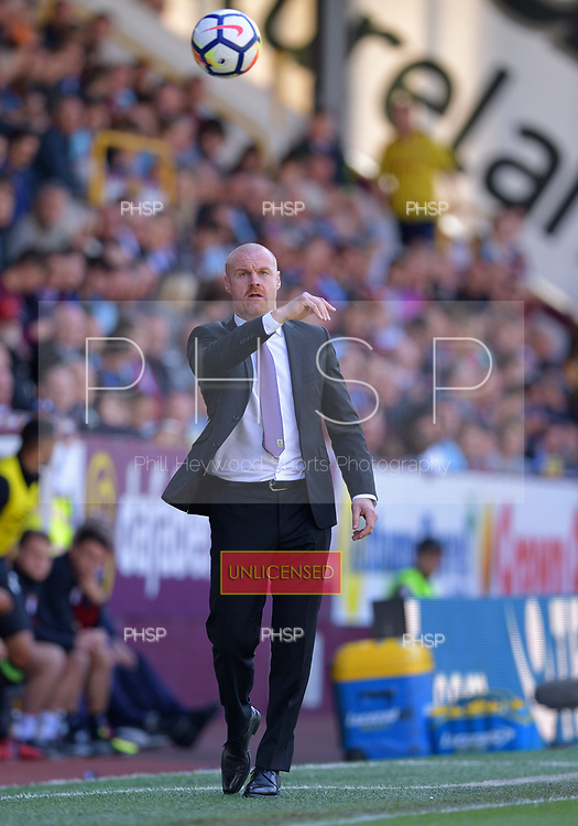 13/05/2018 Premier League Burnley v AFC Bournemouth<br /> <br /> Sean Dyche