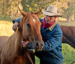 Cowboy Photography Workshop   Erickson Cattle Co. ..Dan Erickson.. Photo by Al Golub/Golub Photography