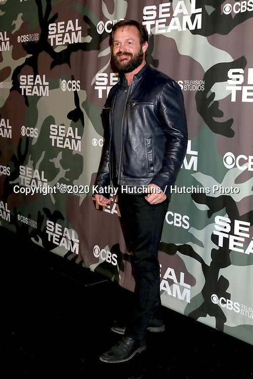 """LOS ANGELES - FEB 25:  Judd Lormand at the """"Seal Team"""" Screening at the ArcLight Hollywood on February 25, 2020 in Los Angeles, CA"""