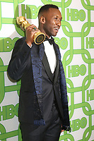 LOS ANGELES - JAN 6:  Mahershala Ali at the 2019 HBO Post Golden Globe Party at the Beverly Hilton Hotel on January 6, 2019 in Beverly Hills, CA