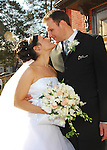 The wedding of Gia Cavaliere and David Vranich at Sacred Heart Church in Queens, New York on Saturday, March 31, 2007.