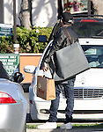 January 30th 2013<br /> <br /> A.J AJ McLean with painted turquoise blue finger nails showing off his tattoo's while eating lunch in Malibu California. A.J went shopping at 98% Angel &amp; John Varvatos drank some coffee and talked with a Tmz camera man for about 10 minutes. <br /> <br /> AbilityFilms@yahoo.com<br /> 805 427 3519 <br /> www.AbilityFilms.com