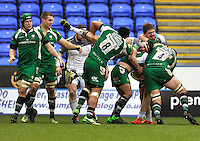 London Irish v Newcastle Falcons, Aviva Premiership, January 10,2016