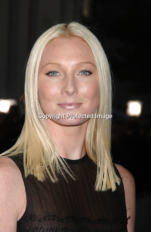 Maggie Rizer..arriving at The Opening of The Metropolitan Opera's 2006-2007 Season on September 25, 2006 in the Lincoln Center Plaza. ..Robin Platzer, Twin Images..