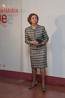 Former Queen Sofia