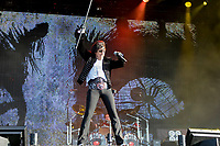 Alice Cooper live auf dem 28. Wacken Open Air Festival - W:O:A 2017. Wacken, 05.08.2017