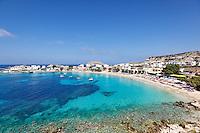 Panagias Limani in Karpathos, Greece