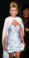 Ivana Trump, 1990, Photo By Michael Ferguson/PHOTOlink