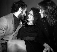 Abbie Hoffman Karen Black Carly Simon Undated<br /> Photo By Adam Scull/PHOTOlink.net