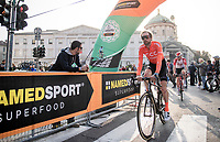 After 17 years in the pro peloton, Laurens ten Dam (NED/CCC) is about to start his very last race as a pro<br /> <br /> 113th Il Lombardia 2019 (1.UWT)<br /> 1 day race from Bergamo to Como (ITA/243km)<br /> <br /> ©kramon