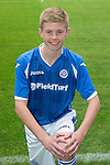 St Johnstone FC Academy Under 15's<br /> Gregor Donald<br /> Picture by Graeme Hart.<br /> Copyright Perthshire Picture Agency<br /> Tel: 01738 623350  Mobile: 07990 594431