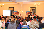 INTO meeting in the Boune Valley Hotel about overcrowding in classes.<br /> Picture Fran Caffrey www.newsfile.ie