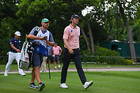 Seamus Power (IRL) heads down 6 during round 2 of the 2019 Charles Schwab Challenge, Colonial Country Club, Ft. Worth, Texas,  USA. 5/24/2019.<br /> Picture: Golffile   Ken Murray<br /> <br /> All photo usage must carry mandatory copyright credit (© Golffile   Ken Murray)