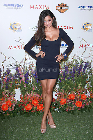 Noureen DeWulf at the 11th Annual Maxim Hot 100 Party at Paramount Studios in Los Angeles, California. May 19, 2010.Credit: Dennis Van Tine/MediaPunch