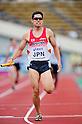 Yuzo Kanemaru (JPN),..JULY 10, 2011 - Athletics :The 19th Asian Athletics Championships Hyogo/Kobe, Men's 4x400m Relay Final at Kobe Sports Park Stadium, Hyogo ,Japan. (Photo by Jun Tsukida/AFLO SPORT) [0003]
