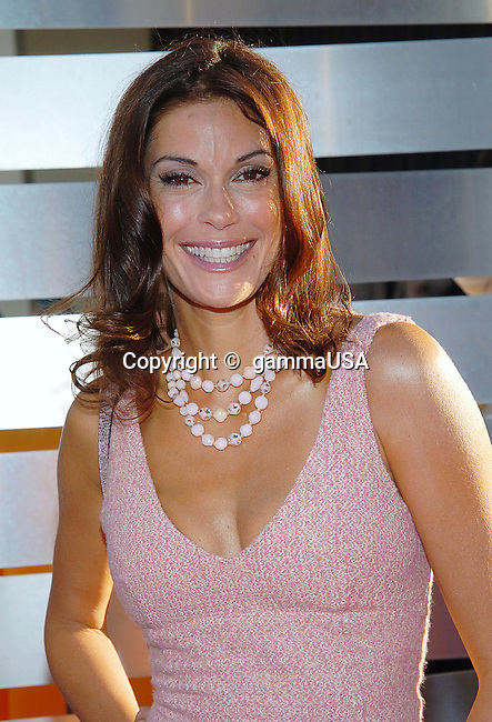 Teri Hatcher (Desperate Housewives) arriving at the ABC ALL STAR PARTY FOR THE NEW FALL SEASON - 2004  at the Century Plaza Hotel in Los Angeles. July 13, 2004.