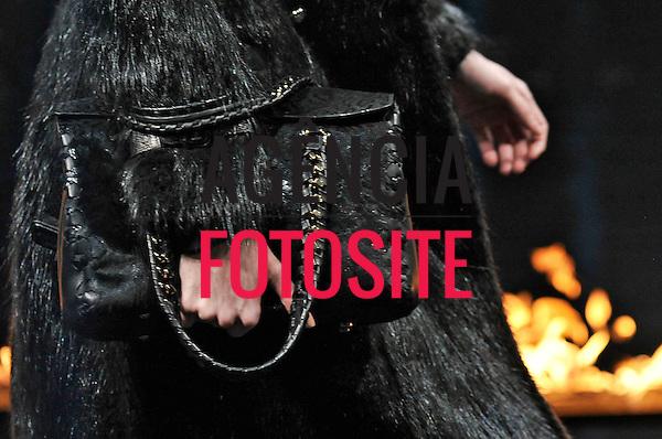 Roberto Cavalli<br /> Womenswear Fall Winter 2014 Milan Fashion Week February 2014 Milao, Italia &ndash; 02/2014 - Desfile de XXXX durante a Semana de moda de Milao - Inverno 2014. <br /> Foto: FOTOSITE