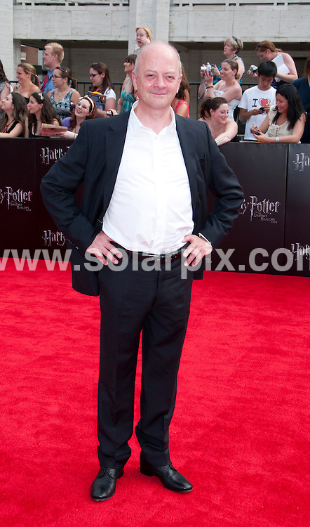 **ALL ROUND PICTURES FROM SOLARPIX.COM**                                             **UK SYNDICATION RIGHTS ONLY**    .Caption: New York premiere of Harry Potter And The Deathly Hallows: Part 2. Held at the Avery Fisher Hall, Lincoln Center, New York , USA. July 11, 2011.                                                                         This pic: David Barron                                                                         JOB REF: 13693 RHB       DATE: 11_07_2011                                                           **MUST CREDIT SOLARPIX.COM OR DOUBLE FEE WILL BE CHARGED**                                                                      **MUST AGREE FEE BEFORE ONLINE USAGE**                               **CALL US ON: +34 952 811 768 or LOW RATE FROM UK 0844 617 7637**