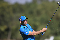 Sergio Garcia (ESP) on the 2nd fairway during the 2nd round of the WGC HSBC Champions, Sheshan Golf Club, Shanghai, China. 01/11/2019.<br /> Picture Fran Caffrey / Golffile.ie<br /> <br /> All photo usage must carry mandatory copyright credit (© Golffile   Fran Caffrey)