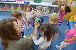 Temple Dor Dorim Early Childhood Center in Weston receiving its Re-Accreditation