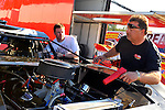 Feb 10, 2009; 4:02:04 PM; Barberville, FL, USA; UMP DIRTcar Racing Series for the 38th Annual ALLTEL DIRTcar Nationals by UNOH at Volusia Speedway Park.  Mandatory Credit: (thesportswire.net)
