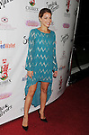 BEVERLY HILLS, CA- SEPTEMBER 13: Actress Vanessa Lengies attends the Brent Shapiro Foundation for Alcohol and Drug Awareness' annual 'Summer Spectacular Under The Stars' at a private residence on September 13, 2014 in Beverly Hills, California.