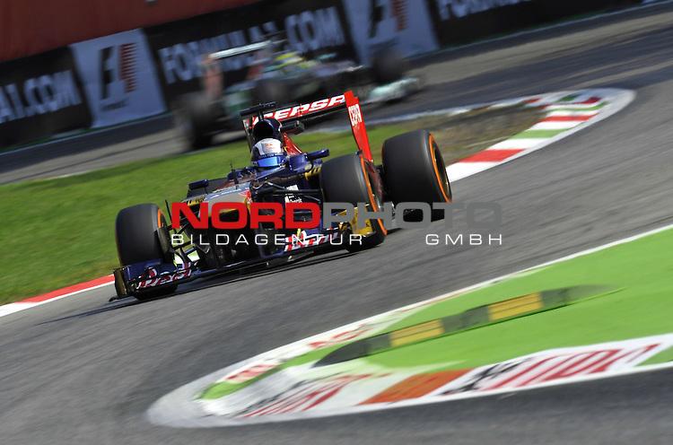 05.-08.09.2011, Autodromo Nationale, Monza, ITA, F1, Grosser Preis von Italien, Monza, im Bild  Jean Eric Vergne [FRA] Scuderia Toro Rosso <br />  Foto &copy; nph / Mathis