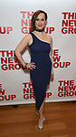 "Elizabeth Loyacano attends the Off-Broadway Opening Night Premiere of  ""Jerry Springer-The Opera"" on February 22, 2018 at the Green Fig Urban Eatery in New York City."