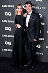 Actress Marta Hazas and Javier Veiga attends the 2018 GQ Men of the Year awards at the Palace Hotel in Madrid, Spain. November 22, 2018. (ALTERPHOTOS/Borja B.Hojas)