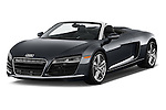 2014 Audi R8 Spyder Convertible Angular Front