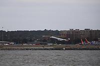 WASHINGTON DC, EUA, 06.10.2019 - AEROPORTO-WASHINGTON DC - Movimentação de aeronaves no Aeroporto Nacional Ronald Reagan, na cidade de Washington DC, capital dos Estados Unidos, neste domingo, 6. (Foto Charles Sholl/Brazil Photo Press)