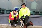 Kate and Pat McCabe with Motley at the Operation Transformation National Walk...Photo NEWSFILE/Jenny Matthews..(Photo credit should read Jenny Matthews/NEWSFILE)