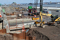 2014-02-24 Reconstruction of I-95 Long Wharf Area | Empire Paving CT DOT Project 92-649