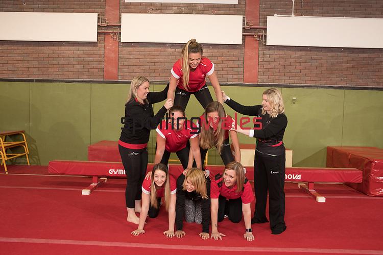 Welsh Gymnastics<br /> 22.06.17<br /> ©Steve Pope - Sportingwales