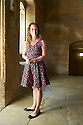 Jodi Picoult American , novelist and writer of Lone Wolf at The Oxford Literary Festival at Christchurch College Oxford  . Credit Geraint Lewis