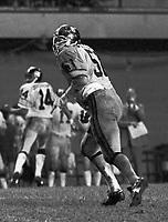 Ray Nettles BC Lions 1974. Photo Scott Grant