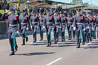 PORTO ALEGRE, RS, 07.09.2018 - INDEPENDENCIA-RS  - Desfile cívico militar em homenagem ao Dia da Independência Brasileira, 7 de Setembro, em Porto Alegre (RS), na manha desta sexta-feira (07) (Foto: Naian Meneghetti/Brazil Photo Press)