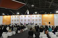 SAO PAULO, SP, 03.08.2018 - BIENAL-LIVRO-SP - Publico durante a 25ª Bienal Internacional do Livro de São Paulo no Anhembi na região norte de São Paulo, nesta sexta-feira, 03.  (Foto: Felipe Ramos / Brazil Photo Press)