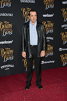 Chazz Palminteri at the premiere for Disney's &quot;Beauty and the Beast&quot; at El Capitan Theatre, Hollywood. Los Angeles, USA 02 March  2017<br /> Picture: Paul Smith/Featureflash/SilverHub 0208 004 5359 sales@silverhubmedia.com