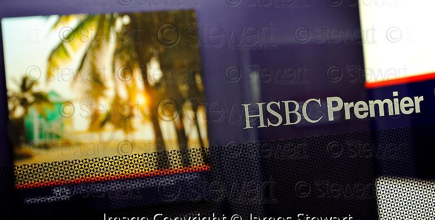 HSBC Falkirk Branch