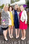Suzanne Hickey, Shirley Balfry, Michelle Quaid and Mary O'Riordan all from Limerick, pictured at the Rose of Tralee Fashion Show on Sunday night last held in the Dome, Tralee.