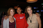 Liz Keifer, Kearran Giovanni, Gina Tognoni at the Daytime Stars and Strikes Charity Event to benefit the American Cancer Society at the Bowlmore Lanes, New York City, New York featuring actors from One Life To Live and Guiding Light. (Photo by Sue Coflin/Max Photos)