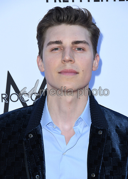 08 April 2018 - Beverly Hills, California - Nolan Funk. The Daily Front Row's 4th Annual Fashion Los Angeles Awards held at The Beverly Hills Hotel. Photo Credit: Birdie Thompson/AdMedia